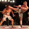 A curs sînge în Gala MMA de la Cluj