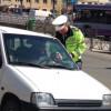 Şoferii indisciplinaţi în trafic, sancţionaţi de poliţiştii clujeni