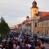 Procesiune a Tineretului Catolic, la Cluj-Napoca