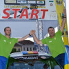 Automobilism – Campionatul Naţional de Raliuri: Podium 100% clujean în Transilvania Rally