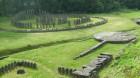 Studenţi UBB, participanţi la campania de săpături arheologice din cetatea dacică Sarmizegetusa Regia