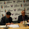 Parteneriat sportiv între DJST Cluj şi provincia chineză Shangdong