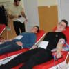 """Peste 250 de persoane au donat sînge în cadrul campaniei """"Donăm împreună, UBB dă startul"""""""