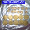 IPJ Cluj: Monede de aur, din Patrimoniul Cultural Naţional, recuperate