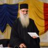 Părintele misionar Damaschin Grigoriatul, la Dej