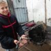 """De """"Ziua Ştafetei"""", 12 elevi din Cîţcău şi-au ales meseria preferată"""