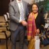 Ambasadoarea Indiei vrea să încheie un parteneriat educaţional cu judeţul Cluj