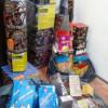 Comercianţi de artificii, verificaţi de poliţişti