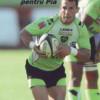 Lumea sportului clujean, alături de rugby-stul Petre Mitu