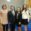 Succes al echipei Facultăţii de Drept UBB la European Human Rights Moot Court Competition