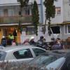 Trei persoane rănite și mai multe apartamente afectate în urma unei explozii pe strada Fîntînele din Cluj-Napoca