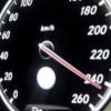 Record de viteză pe autostradă: Bărbat depistat de poliţişti conducînd cu 246 km/h!