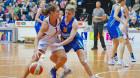 Baschet feiminin/Flavia Ferenczi (Universitatea Cluj) a cîştigat All Star Game-ul