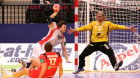 Handbal masculin/Potaissa Turda,victorie în primul meci oficial al anului