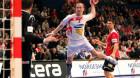 Handbal masculin/Universitatea Cluj a început returul cu dreptul