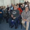 Pensionarii municipiului s-au întîlnit cu candidatul independent la funcţia de primar, Octavian Buzoianu
