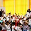 Lecţii despre siguranţă, susţinute de reprezentanţii ISU şi E.ON în şcoli din Floreşti şi Cluj-Napoca