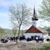 Resfinţire de biserică la Sic