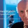 James Watson, savantul american care a descoperit ADN-ul a venit la Cluj-Napoca
