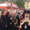 """ÎPS Andrei a binecuvîntat lucrările Bisericii """"Sfîntul Nectarie"""""""