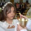 Prima împărtăşanie solemnă pentru 31 de copii clujeni