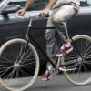 Peste 4.100 de biciclişti amendaţi de poliţişti, în zece zile