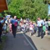 Preşcolarii învaţă să circule corect, alături de poliţişti