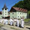 """Pelerinajul Milostivirii  la Mănăstirea """"Coborîrea Spiritului Sfînt"""", din Molişet"""