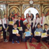 Parohia Ortodoxă Dej II i-a premiat pe tinerii săi merituoşi