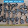 Peste 5.000 de produse contrafăcute, ridicate de poliţişti în urma unor percheziţii la persoane din Cluj-Napoca şi Piteşti