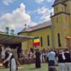 Resfinţire  de biserică la Sîntejude