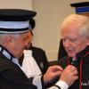 """Laureatul Premiului Nobel, prof. dr. Harald zur Hausen, a primit titlul de DHC al UMF """"Iuliu Haţieganu"""""""