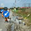 La Tureni, drumul naţional DN1 rămâne un pericol pentru şoferi