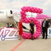 Cea de-a cincea aeronavă Wizz Air se alătură flotei din Cluj-Napoca