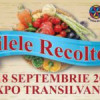 Zilele Recoltei – 16-18 septembrie 2016