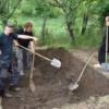 Acţiune a IICCMER de căutare şi deshumare a unei victime a Securităţii Cluj