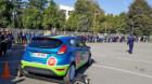 """Poliţiştii au… descins la Colegiul Tehnologic de Transporturi """"Transilvania"""""""