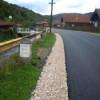 A fost finalizată asfaltarea a două sectoare ale drumului judeţean DJ 108C Mărgău – Scrind Frăsinet – Răchiţele