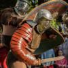Lupte de gladiatori la Camp Virtus, de la Sălicea