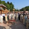 """ÎPS Andrei, la sfinţirea bisericii româneşti """"Sfânta Maria"""" din München"""