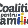 Coaliţia pentru Familie îi cere preşedintelui să îşi clarifice declaraţiile: Pot fi interpretate ca o opoziţie la iniţiativa cetăţenească