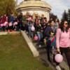 """""""Marșul Roz"""" și """"Educație pentru sănătatea femeii"""", la Dej"""