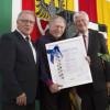 Diploma de onoare a Premiului pentru Cultură BdV Bayern 2016 pentru pictorul Radu-Anton Maier