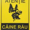 Doar 3,5% dintre români au alarmă la locuinţă; 42% folosesc câine de pază