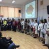 """Sărbătoarea Marii Uniri, la Liceul Teoretic """"Al. Papiu Ilarian"""" din Dej"""