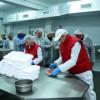 O fabrică de procesare a cărnii, pilon pentru învăţământul profesional