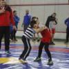 """100 de copii s-au întrecut la Iclod  la """"Cupa Voinicul de pe Someş"""" la lupte libere"""