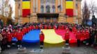 Paradă militară spectaculoasă la Cluj-Napoca de Ziua Naţională