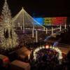Peste 2500 de elemente luminoase împodobesc municipiul Cluj-Napoca