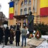 Eminescu, omagiat la Cluj-Napoca